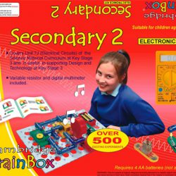 SECONDARY2 ELECTRONIC KIT